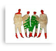 Lebanon Canvas Print