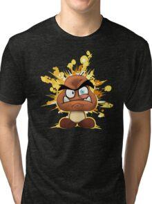 Classic enemy Mario Tri-blend T-Shirt