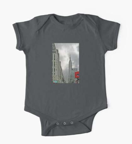 NYC-Empire State One Piece - Short Sleeve