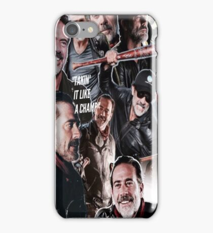 Negan - The Walking Dead iPhone Case/Skin