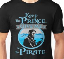 Captain Hook OUAT Shirt Unisex T-Shirt
