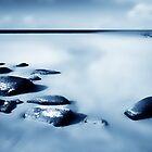 Stanley.....North Tasmania.....low Tide by Imi Koetz