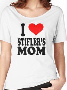 I Love Stifler's Mom Women's Relaxed Fit T-Shirt