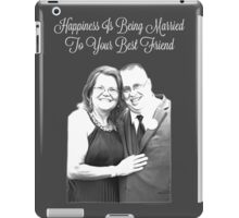 My Best Friend iPad Case/Skin