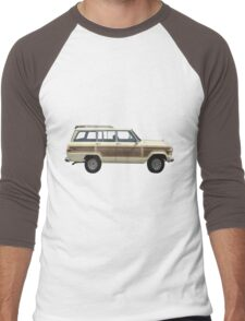 Jeep Wagoneer Men's Baseball ¾ T-Shirt