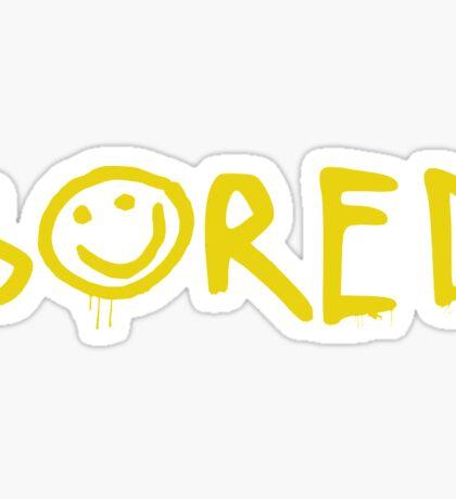 Bored, Sherlock Sticker