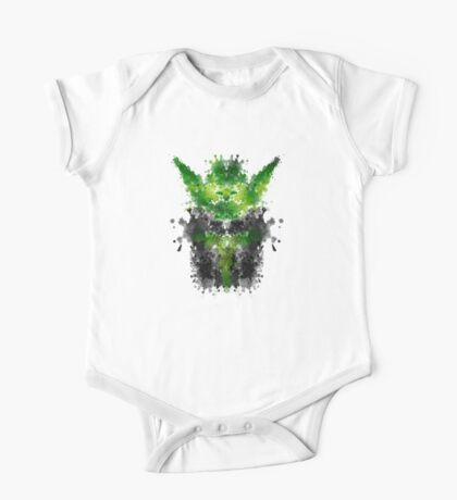 Rorschach Yoda Kids Clothes