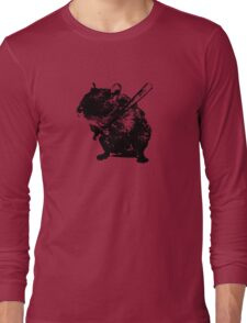 Angry mouse Long Sleeve T-Shirt