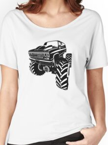Monster Truck Women's Relaxed Fit T-Shirt