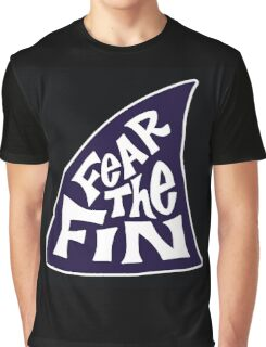 Fear the Fin - Bay State Sharks Girls Fastpitch Softball Graphic T-Shirt