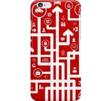Arrow medicine iPhone Case/Skin