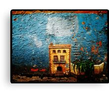 My little place called home Canvas Print