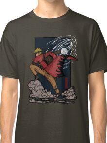 Kakashi - Naruto Fly Classic T-Shirt