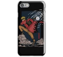 Kakashi - Naruto Fly iPhone Case/Skin