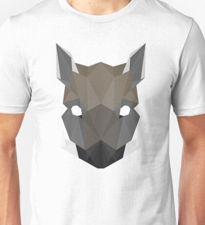 boar geometric Unisex T-Shirt