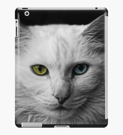 The Lady is Demure iPad Case/Skin