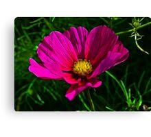 Fractal Flower 1 Canvas Print