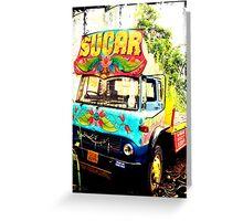 Sugar Sugar Greeting Card