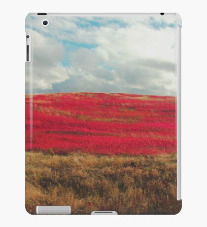 Blueberry Fields iPad Case/Skin