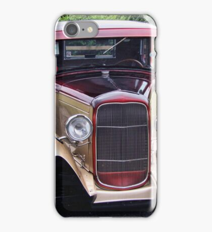 Model A Ford iPhone Case/Skin