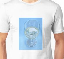 A Glass of Wine is Fine Unisex T-Shirt