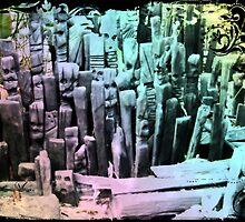 Wood Watchers by romanydreams
