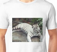 Tiger - Cooling Off - In The - Water Unisex T-Shirt