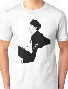 Suga - Black & White Unisex T-Shirt