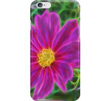 Fractal Flower 2 iPhone Case/Skin