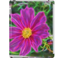 Fractal Flower 2 iPad Case/Skin