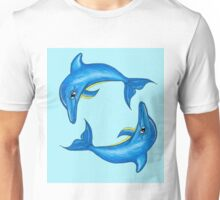 Dolphins  Unisex T-Shirt