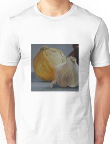 Garlic and Onions Unisex T-Shirt
