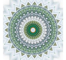 Modern Mandala Art 60 Photographic Print