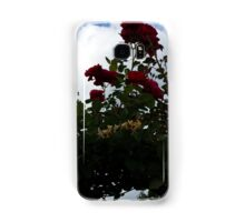 flowers vegetable spring garden Samsung Galaxy Case/Skin