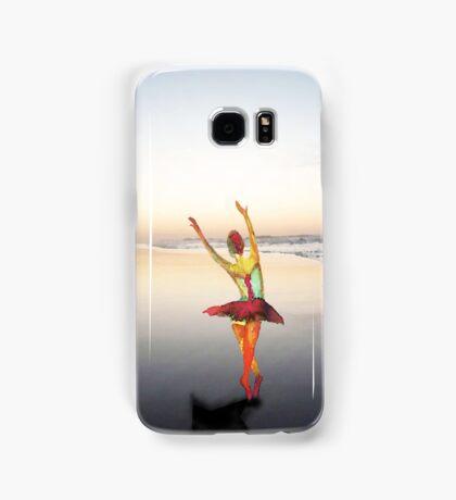 Beach Ballerina Samsung Galaxy Case/Skin