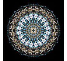 Modern Mandala Art 63 Photographic Print