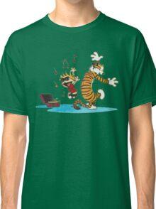 Calvin Hobbes T-Shirt Classic T-Shirt