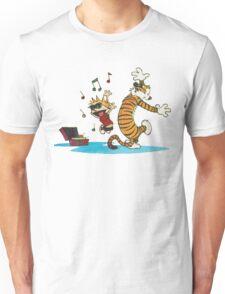 Calvin Hobbes  Unisex T-Shirt