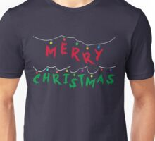 Merry Christmas Stranger Unisex T-Shirt