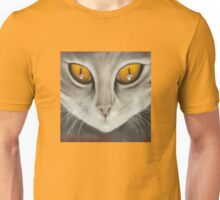 Kitty Cat Close-up Unisex T-Shirt