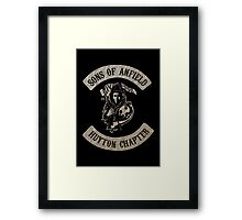 Sons of Anfield - Huyton Chapter Framed Print