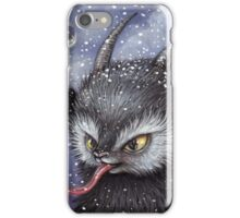 Krampus Baby 2 iPhone Case/Skin