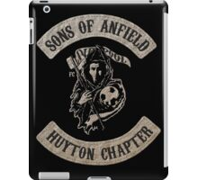 Sons of Anfield - Huyton Chapter iPad Case/Skin
