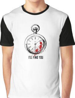 The Walking Dead - Glenn  Graphic T-Shirt