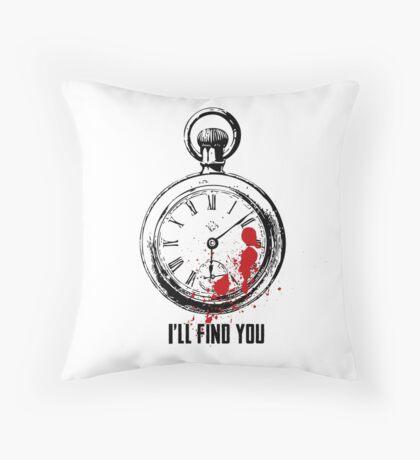 The Walking Dead - Glenn  Throw Pillow