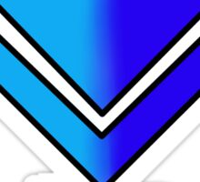 Commander's Compendium - Blue Sticker