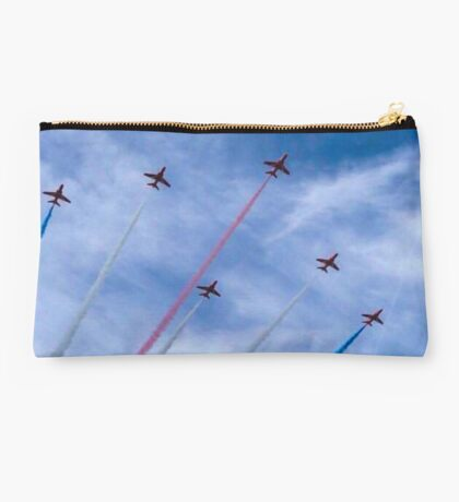 Red Arrows Studio Pouch
