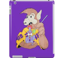 ALF Gets Lucky iPad Case/Skin