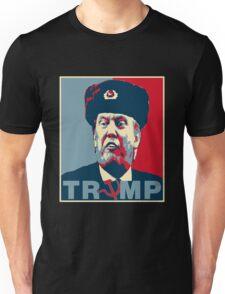 Trump Russia Poster Unisex T-Shirt