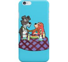 Lady and the Dab iPhone Case/Skin
